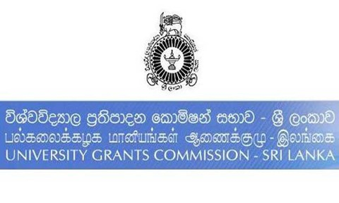 University Grants Commission Sri Lanka