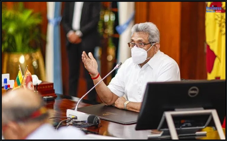 President Gotabaya Rajapaksa calls on banking sector to think out of the box to achieve economic revival