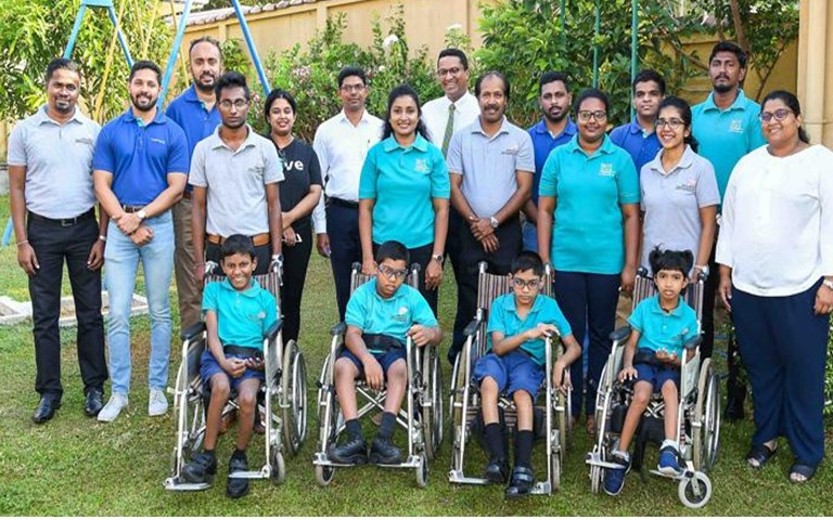 Fortude first from Sri Lanka to join Microsoft AI for Accessibility program