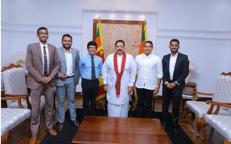 Dilantha Malagamuwa gets state sponsorship for the first time