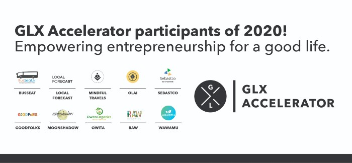 Good Life X nurtures second Accelerator cohort supporting sustainable startups